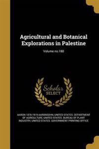 AGRICULTURAL & BOTANICAL EXPLO
