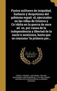 SPA-FASTOS MILITARES DE INIQUI