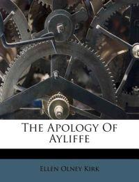 The Apology Of Ayliffe