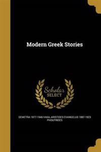 MODERN GREEK STORIES