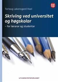 Skriving ved universitet og høgskolar