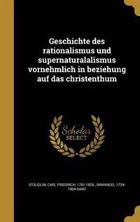GER-GESCHICHTE DES RATIONALISM