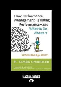 HOW PERFORMANCE MGMT IS KILLIN