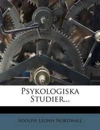 Psykologiska Studier...