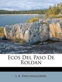 Ecos Del Paso De Roldan