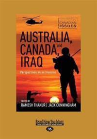 AUSTRALIA CANADA & IRAQ