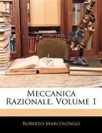 Meccanica Razionale, Volume 1