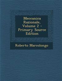 Meccanica Razionale, Volume 2
