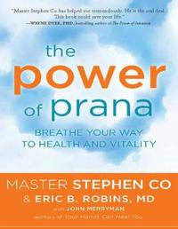 The Power of Prana: Breathe Your Way to Health and Vitality (Large Print 16pt)