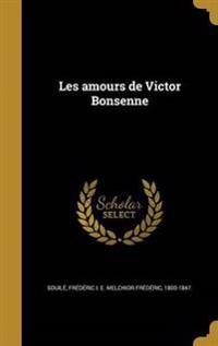 FRE-LES AMOURS DE VICTOR BONSE