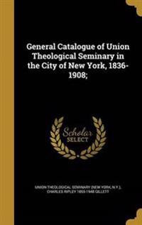 GENERAL CATALOGUE OF UNION THE
