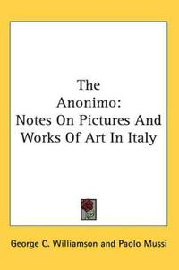 The Anonimo