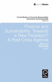 Finance and Sustainability