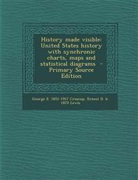 History made visible: United States history with synchronic charts, maps and statistical diagrams  - Primary Source Edition
