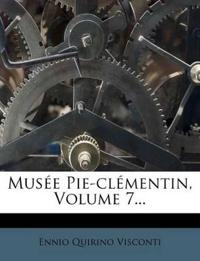 Musee Pie-Clementin, Volume 7...
