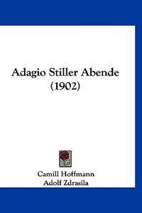 Adagio Stiller Abende