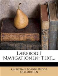 Laerebog I Navigationen: Text...