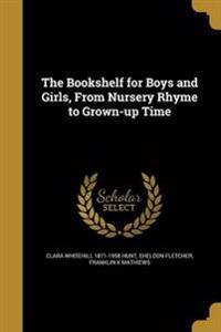 BKSHELF FOR BOYS & GIRLS FROM