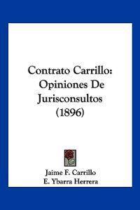 Contrato Carrillo