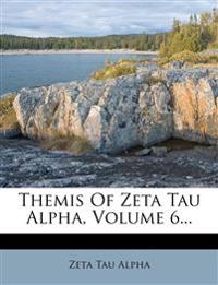Themis Of Zeta Tau Alpha, Volume 6...