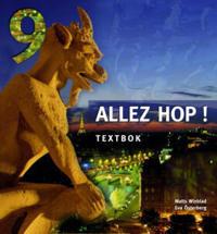 Allez hop!. 9, Textbok inkl. elev-cd