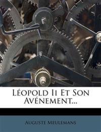Léopold Ii Et Son Avénement...