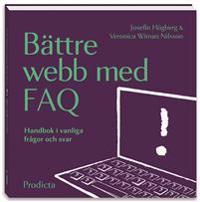 Bättre webb med FAQ  Handbok i vanliga frågor och svar
