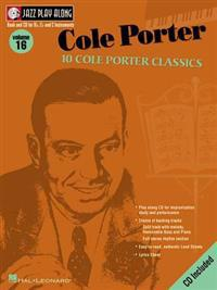 Cole Porter: Jazz Play-Along Volume 16