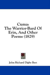 Cuma: The Warrior-Bard Of Erin, And Other Poems (1829)