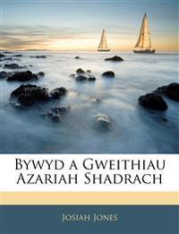 Bywyd a Gweithiau Azariah Shadrach