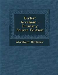 Birkat Avraham