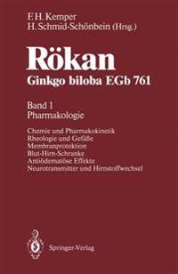 Rokan Ginkgo Biloba EGb 761