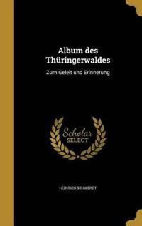 GER-ALBUM DES THURINGERWALDES