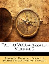 Tacito Volgarizzato, Volume 2