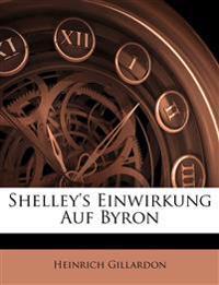 Shelley's Einwirkung Auf Byron