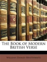 The Book of Modern British Verse