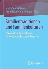 Familientraditionen Und Familienkulturen