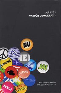 Varför demokrati?