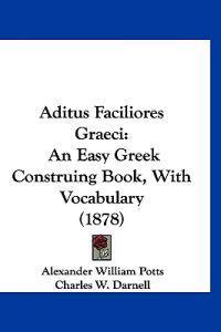 Aditus Faciliores Graeci