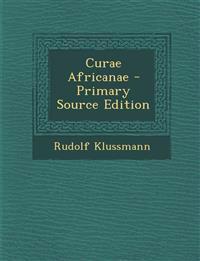 Curae Africanae
