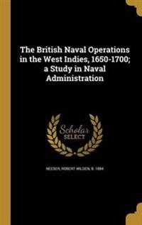 BRITISH NAVAL OPERATIONS IN TH