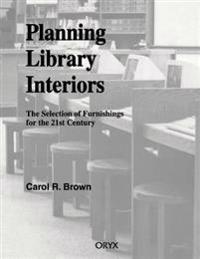 Planning Library Interiors