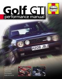 VW Golf Performance Manual