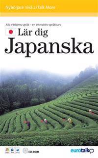 Talk more. Japanska