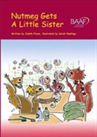 Nutmeg gets a little sister