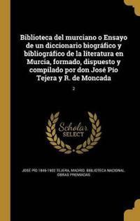 SPA-BIBLIOTECA DEL MURCIANO O