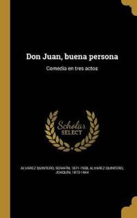 SPA-DON JUAN BUENA PERSONA