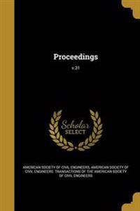 PROCEEDINGS V31