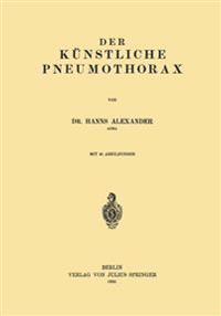 Der Kunstliche Pneumothorax