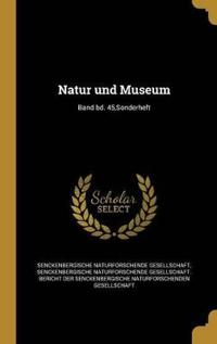 GER-NATUR UND MUSEUM BAND BD 4